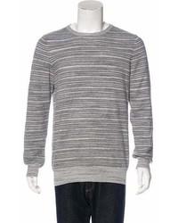 Billy Reid Wool Striped Sweater