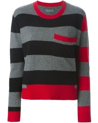 Zadig & Voltaire Striped Sweater
