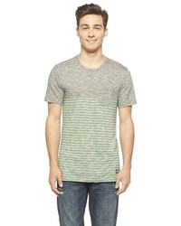 Household Essentials Bkc Striped T Shirt Gray And Green