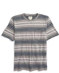 Boys barrington stripe t shirt medium 1044093