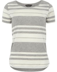 Dorothy Perkins Grey Stripe Tee