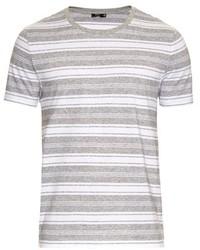 Vince Jaspe Multi Stripe T Shirt