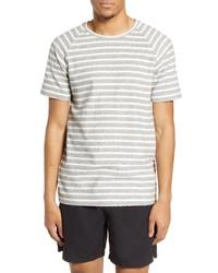 Wings + Horns Stripe Loop Knit T Shirt