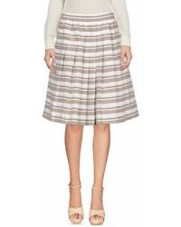 Max Mara Studio Knee Length Skirts