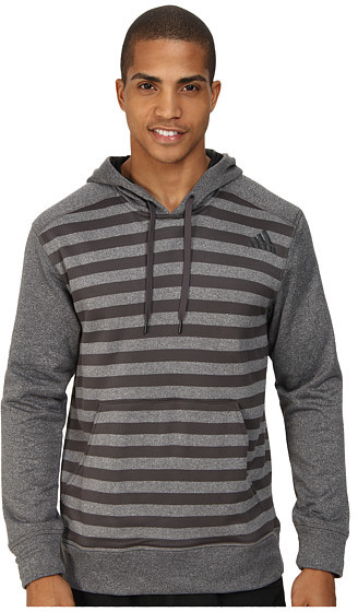 531448834c1f ... adidas Ultimate Striped Hoodie ...