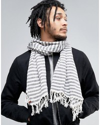 Esprit Lightweight Scarf In Stripe