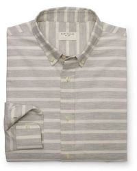 Slim fit striped shirt medium 25124