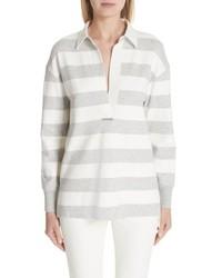 Antonia stripe rugby shirt medium 8852153