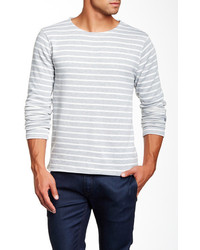 Barque Striped Terry Tee