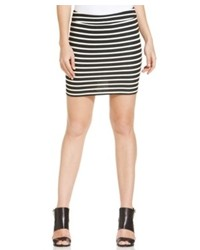 Sanctuary striped mini skirt medium 743632