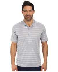 adidas Golf Puremotiontm 2 Color Stripe Jersey Polo 15