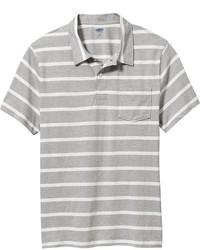 Old Navy Striped Jersey Polos