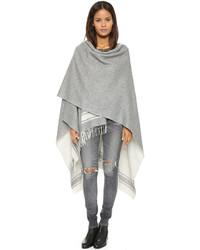 Crippen reversible blanket poncho medium 344665