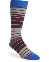 Ted Baker London Stripe Socks