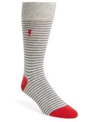 Cole Haan Pinch Stripe Socks