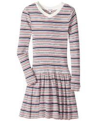 Splendid Littles Yarn Dyed Stripe Sweater Dress Girls Dress