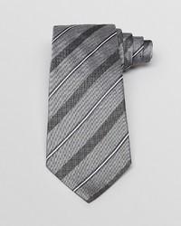 Woven contrast stripe classic tie medium 21300