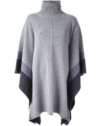 Chinti and Parker Striped Poncho