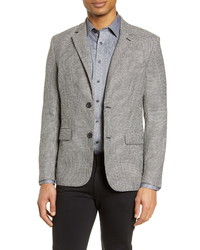 7 For All Mankind Houndstooth Slim Fit Sport Coat