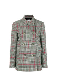 RED Valentino Caban Peacoat