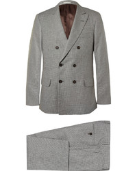 Grey Houndstooth Suit