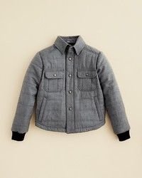 Vince Boys Wool Jacket Sizes S Xl