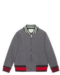 Gucci Little Boys Boys Cotton Long Sleeve Jacket