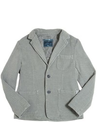 Myths Woven Cotton Jacket