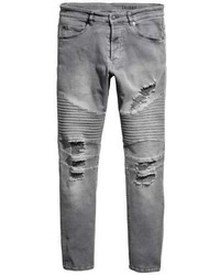 Men S Grey Jeans From H M Men S Fashion