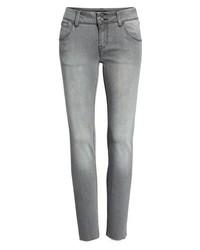 Hudson Jeans Collin Raw Hem Ankle Slim Jeans
