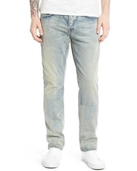 Demon slim straight leg jeans medium 590143