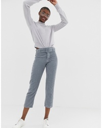 ASOS DESIGN Florence Authentic Straight Leg Jeans In Chunky Cord With Detail