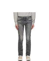 Frame Grey Lhomme Slim Jeans