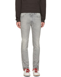Grey scars jeans medium 1044363