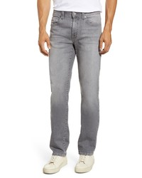 Fidelity Denim Jimmy Slim Straight Leg Knit Jeans