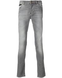 Slim fit jeans with logo plaque medium 4394654