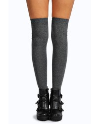 Boohoo Khloe Knee High Socks