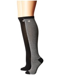 Marl soft and dreamy knee high knee high socks shoes medium 883940