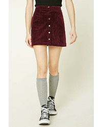 Forever 21 Open Knit Knee High Socks