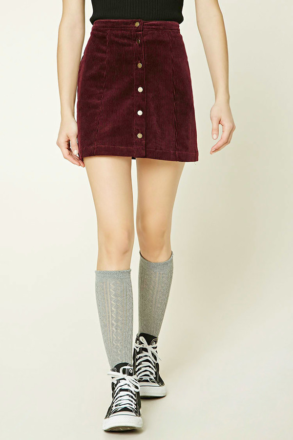 fb8699deb ... Forever 21 Open Knit Knee High Socks ...