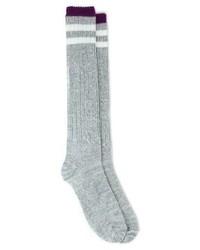 Charlotte Super Soft Marled Knee High Socks
