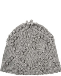 3.1 Phillip Lim Cable Knit Wool Beanie