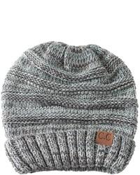 Cc Slouchy Knit Beanie
