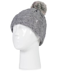 Heat Holders Heat Holders Cable Knit Rolled Pom Pom Beanie