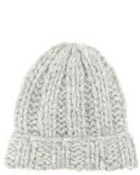 Acne Studios Jewel Knitted Alpaca Blend Beanie