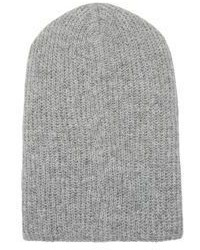 The Elder Statesman Kisser Beanie