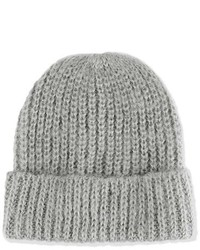 Knit beanie grey medium 915990
