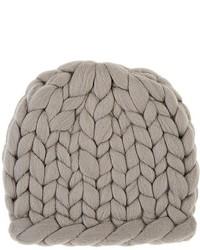 Eugenia Kim Siggy Chunky Rib Knit Wool Beanie
