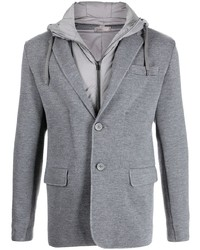 Herno Knitted Blazer Jacket