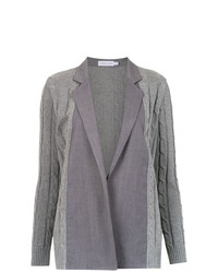 Mara Mac Panelled Knit Cardigan
